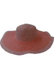 Chapéu De Palha Zohar Acessórios Cecília Rosa