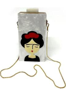 Bolsa Clutch Frida Mood - Kanui