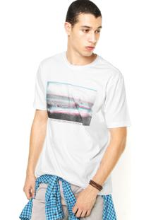 Camiseta West Coast Ship Branca