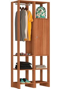 Guarda-Roupa Modulado Closet 105107 - Nova Mobile - Montana