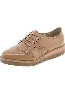 Sapato Feminino Oxford Beira Rio - 4174727 Salmão 37