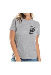 T-Shirt Life Is Golden Buddies
