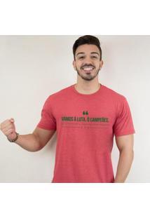 Camiseta Zé Carretilha - Por-Lusa-Vamosaluta Masculina - Masculino