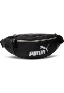 Pochete Puma Core Up Feminina - Feminino-Preto