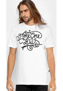 Camiseta Mcd Regular Gaff Masculina - Masculino