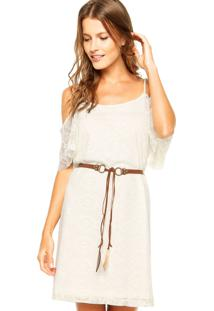 f3eb92f18 Vestido Branco Enfim feminino   Gostei e agora?