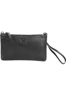 0d37043f6 ... Bolsa Couro Colcci Handbag Básica Feminina - Feminino-Preto