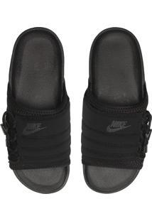 Chinelo Slide Nike Sportswear City Preto