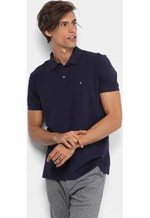 Camisa Polo Foxton Piquet Básica Masculina - Masculino