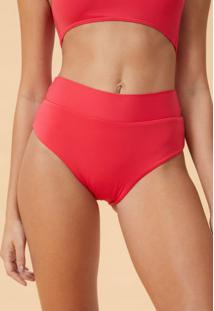 Biquini Calcinha Hot Pants Detalhe Cintura