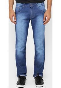 Calça Jeans Biotipo Slim Fit Stone - Masculino