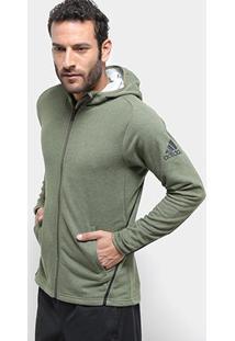 Blusa Adidas Freelift Prime Hoodie Masculina - Masculino