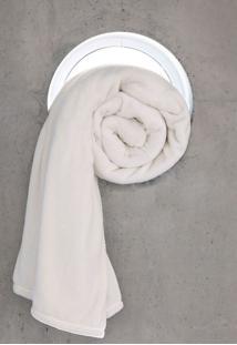 Cobertor Microfibra Pérola - Scavone