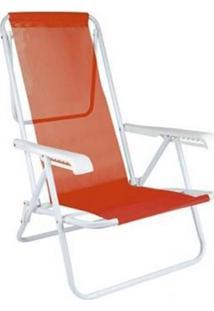 Cadeira Reclinável 8 Posições Coral Mor