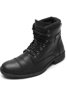 Bota Mr Kitsch B-3733 Preto