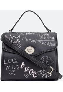 Bolsa Sacola Com Desenhos