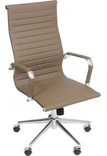 Cadeira Para Escritório Alta Esteirinha 3301-Or Design - Fendi