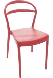 Cadeira Sissi I Vermelho