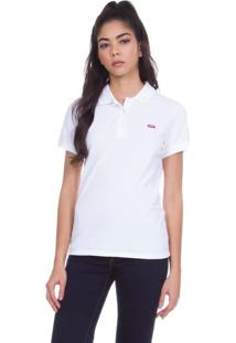 Polo Levis Classic Batwing Woman - S