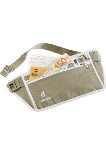 Pochete Deuter Security Money Belt Bege