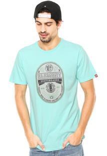 Camiseta Element Pats Day Verde