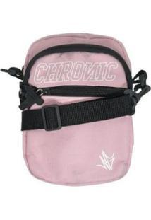 Bolsa Chronic Shoulder Bag Br 20R Feminina - Feminino-Rosa