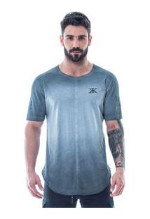 Camiseta Reverse Cinza