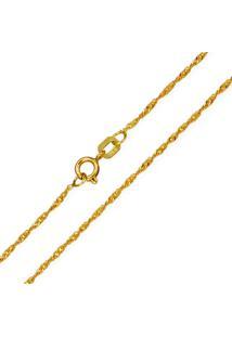 Pingente Menino Em Ouro Amarelo Roupa Com Zircônias - Pg12662