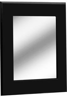 Espelho De Parede Nara 65X60Cm Preto