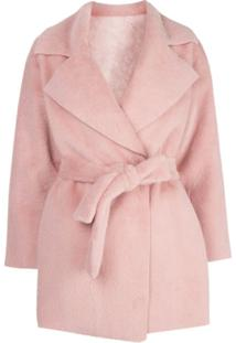 Apparis Faux Fur Jacket - Rosa