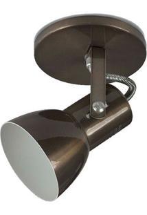 Spot Cone Simples Onix - Sp1955/1 - Kin Light - Kin Light