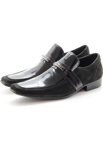 Sapato Perlatto 696 Preto