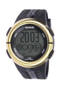 f5c02695fe9 ... Relógio Digital Speedo 81144G0 - Feminino - Preto Ouro