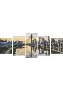 Quadro Decorativo São Paulo