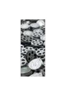 Adesivo Decorativo De Porta - Rolos De Filme - Cinema - 535Cnpt Auto Colante