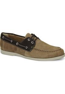 Sapato Dockside Masculino Metropolitan