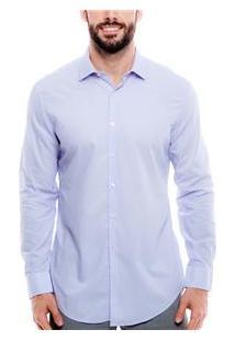 Camisa Masculina 003535 Dkny - Lavender