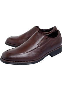 Sapato Social Fiveblu Marrom