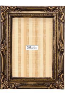 Porta Retrato Mart Safira Dourado