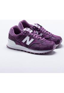 Tênis New Balance 574 Violeta Feminino 35