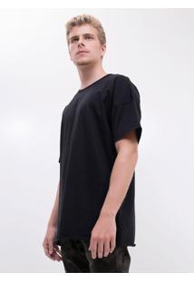 Camiseta Solo Over - Estampado