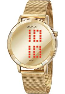 Relógio Seculus Feminino 77063Lpsvds1