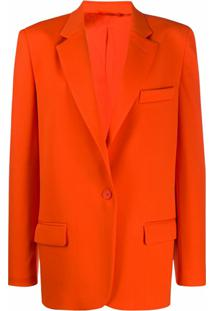 The Attico Blazer Oversized - Laranja