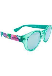 Óculos De Sol Havaianas Trancoso Feminino - Feminino-Verde