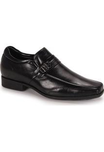 Sapato Aumenta Altura Masculino Jota Pe - Preto