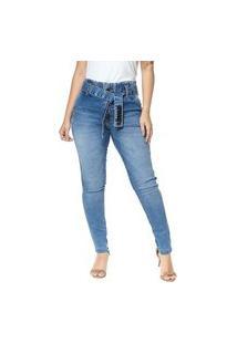 Calça Jeans Cigarrete Osmoze Hot Skinny Lille 206124137 Azul