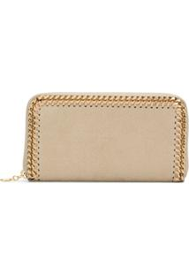 Stella Mccartney Carteira Continental Falabella - Neutro