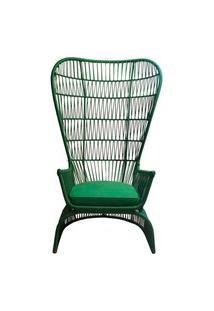 Poltrona Monalisa De Corda Verde