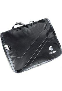 Necessaire Deuter Wash Center Lite I - Unissex-Preto