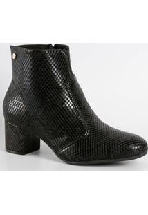Bota Feminina Textura Cobra Vizzano 3067103